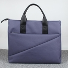 M/愛牧格手拎尼龍文件袋定制手提袋多層資料公文包男女辦公會議袋 雙十二全館免運