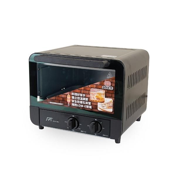 ^聖家^尚朋堂15L雙旋鈕控溫烤箱 SO-815BC