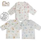 母嬰同室 台灣製DODOE紗布衣三件組 和尚服 護手款紗布衣 新生兒服 嬰兒服 寶寶內衣【A70035】