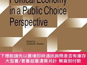 二手書博民逛書店Constitutional罕見Political Economy In A Public Choice Pers