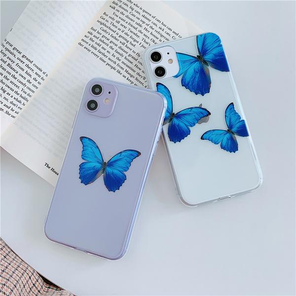 iPhone11ProMax 蘋果手機殼 可掛繩 周揚青的蝴蝶恨 矽膠軟殼 iX/i8/i7