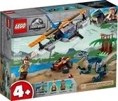 【LEGO樂高】JURASSIC WORLD 侏儸紀世界 伶盜龍飛機救援任務 #75942