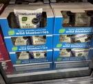 [COSCO代購 需低溫宅配] CA151211 NATURE S TOUCH BLUEBERRY 冷凍野生藍莓 1.5公斤