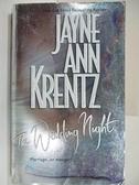 【書寶二手書T3/原文小說_BJ5】The Wedding Night_Jayne Ann Krentz