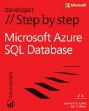 二手書博民逛書店 《Microsoft Azure SQL Database Step by Step》 R2Y ISBN:0735679428│Pearson Education