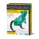 【4M】機械組裝 - 00-03393 蹦跳機器人 Crazy Robot 買一送一 (送迷你火山)
