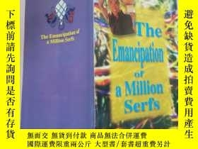 二手書博民逛書店the罕見emancipation of a million s
