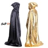 E家人 萬聖節服裝 萬圣節 服裝 披風 COS 套裝 斗篷衣服