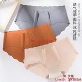 冰絲內褲女超薄絲無痕純棉襠抗菌透氣女士三角短褲【CH伊諾】