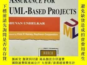 二手書博民逛書店Process罕見Quality Assurance for U