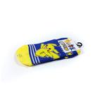 精靈寶可夢 POKEMON 藍黃色 兒童短襪 PA01 noB03