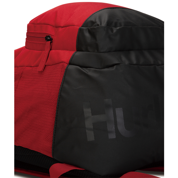 HURLEY|配件 U BLOCKADE II SOLID BACKPACK BLACK 後背包