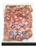 1A7B【魚大俠】BF050台灣-冷凍生雞胗(1kg/包)#雞胗