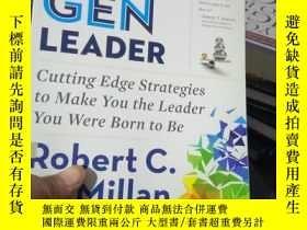 二手書博民逛書店The罕見Next Gen Leader: Cutting Ed