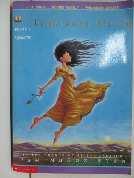 【書寶二手書T7/原文小說_AQU】Esperanza Rising