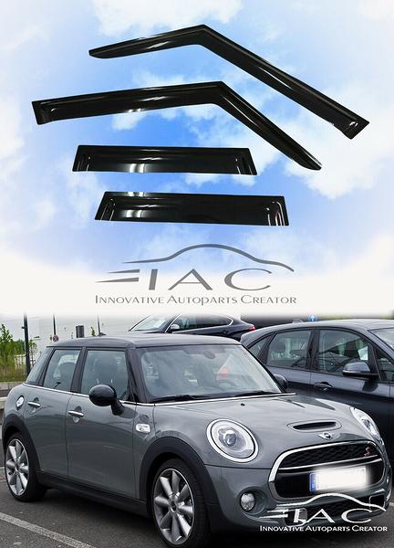 Mini Hatch F55 5門 14-18 台製晴雨窗 【IAC車業】