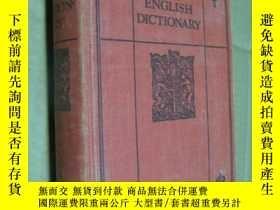 二手書博民逛書店The罕見Royal English Dictionary and Word Treasury (revised