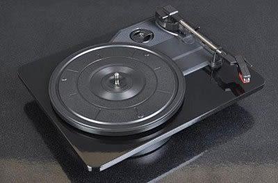 留聲機/黑膠唱片機【藍星居家】