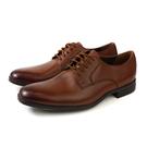 Clarks Banbury Lace 皮鞋 紳士鞋 咖啡色 真皮 男鞋 CLM31557SD19 no008
