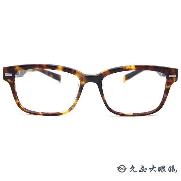 999.9 日本神級眼鏡 NP36 (玳瑁) 方框 近視眼鏡 久必大眼鏡