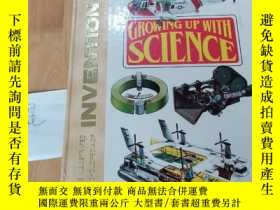 二手書博民逛書店GROWING罕見UP WITH SCIENCEY246207