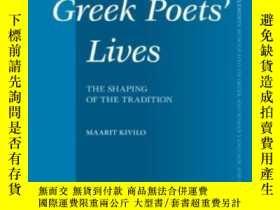 二手書博民逛書店Early罕見Greek Poets LivesY255562 Kivilo, Maarit Brill 出