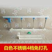 免打孔防掉床欄桿老人寶寶兒童防摔床護欄圍欄床邊床檔配件可折疊