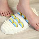 足底按摩器 腳底按摩器足底家用刺激揉捏足部滾輪式腳步穴位腳心指壓按腳神器 源治良品