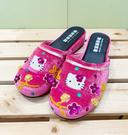 【震撼精品百貨】Hello Kitty 凱蒂貓~三麗鷗 Hello kitty 絨毛室內拖鞋~亮片增高#11429