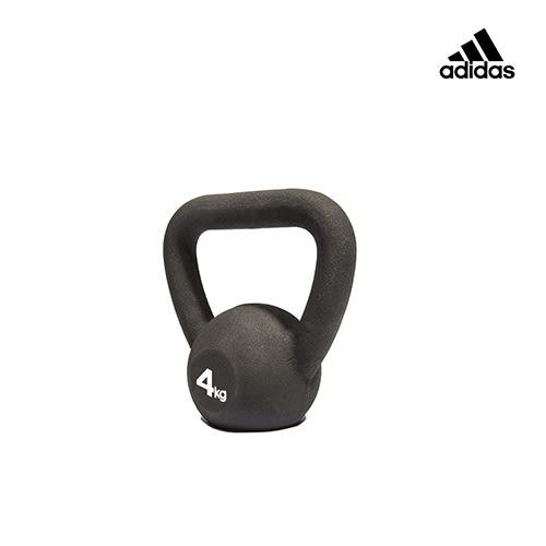 愛迪達Adidas Strength運動鑄鐵壺鈴ADWT-11312(4kg)【愛買】