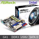 華擎 ASROCK G41C-GS R2.0 主機板