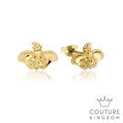 Couture Kingdom 迪士尼小飛象鍍14K金耳釘 Dumbo Earrings