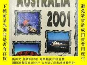 二手書博民逛書店Independent罕見Traveller s 2001 Australia: The Budget Trave