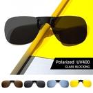 經典款偏光夾片 近視夾片墨鏡 磁吸偏光夾片 防眩光 輕巧 方便 抗UV400 近視最佳首選