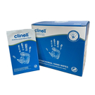 《Clinell》抗菌柔軟擦手巾 Antimicrobial Hand Wipes