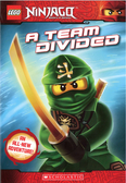 LEGO NINJAGO (樂高旋風忍者):A TEAM DIVIDED
