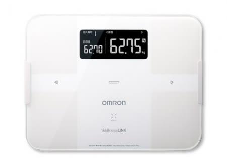 歐姆龍OMRON HBF-254C 第一台具連線功能之體脂肪計 ◎順芳家電◎