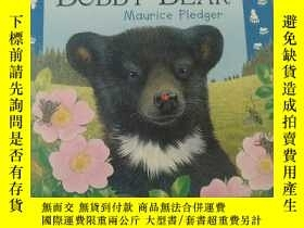 二手書博民逛書店A罕見Peek-and-Find Adventure with BOBBY BEAR Maurice Pledge