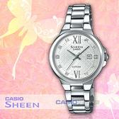 CASIO手錶專賣店CASIO SHEEN完美展現優雅迷人風采 _SHE-4524D-7A