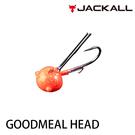 漁拓釣具 JACKALL GOODMEAL HEAD 5.0g [根魚汲頭鉤]