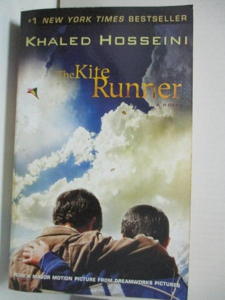 【書寶二手書T9/原文小說_GZ6】The Kite Runner_Khaled Hosseini