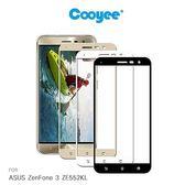Cooyee ASUS ZenFone 3 ZE552KL 滿版玻璃貼(全膠) 玻璃貼 9H