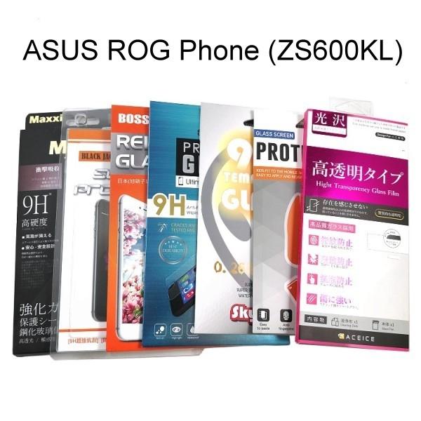 鋼化玻璃保護貼 ASUS ROG Phone (ZS600KL) (6吋)