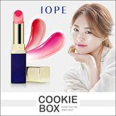 韓國 IOPE 月蝕 半月 雙色 口紅 3.2g 唇膏 咬唇妝 *餅乾盒子*