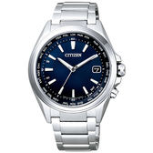 CITIZEN 星辰(CB1070-56L)光動能防水 電波 鈦金屬 時尚 男錶
