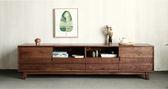[紅蘋果傢俱]MJ005 北歐 實木傢俱 現代 簡約 客廳 電視櫃