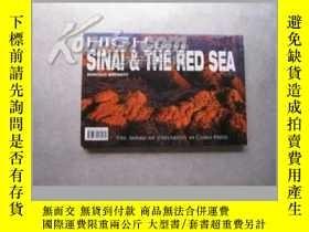二手書博民逛書店HIGH罕見above SINAL THE RED SEA-(精