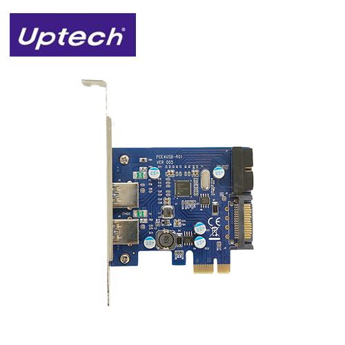 登昌恆 UTB251 4-Port USB 3.0擴充卡