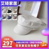 海軍帽 九網紅貝雷帽 秋冬韓版日系八角帽 英倫復古報童帽 ins海軍帽子 6色