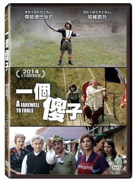 一個傻子 DVD(購潮8)